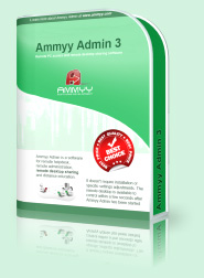 Ammyy Admin software box